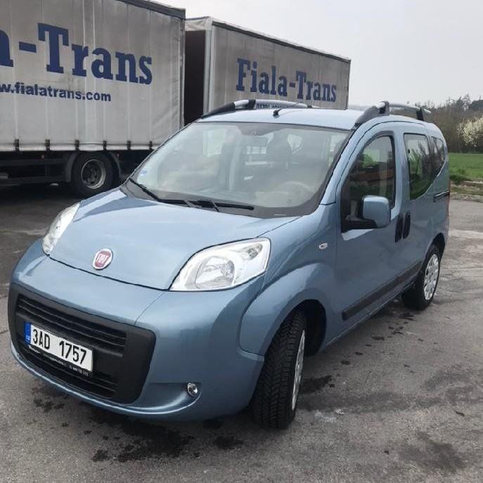 Fiat Qubo 1.4, 54 kW, benzín