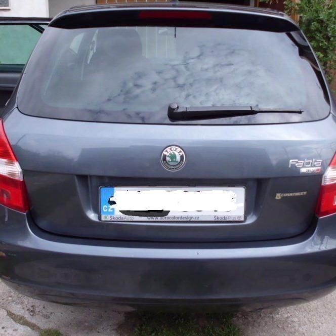 Prodej auta- Škoda Fabia combi