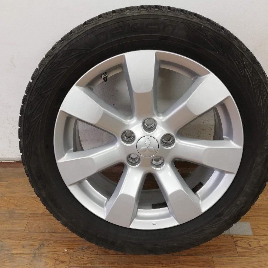 Sada zimní pneumatiky Nokian + alu