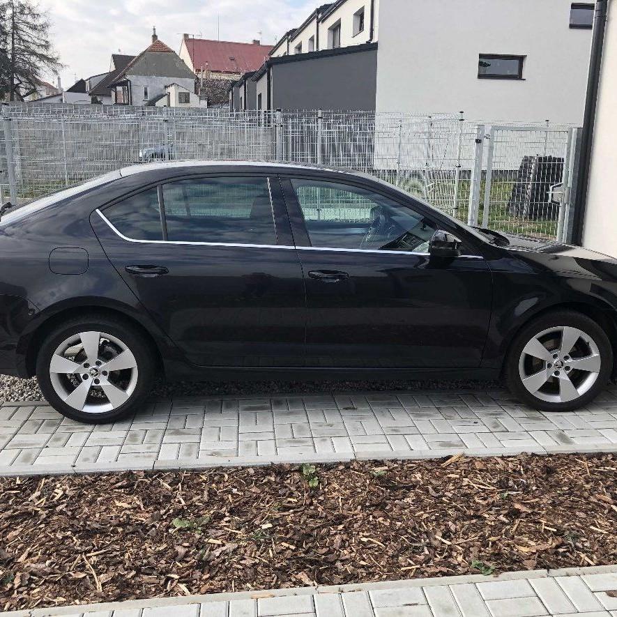 Škoda Octavia III Style