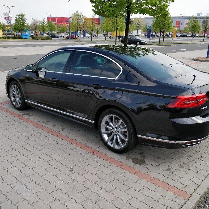 VW Passat R-line 1.5 TSI 6G